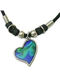 Tapp Collections™ Mood Pendant Necklace - Heart