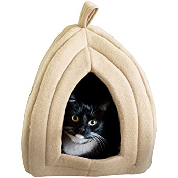 Amazon.com : Best Friends by Sheri Pet Igloo Hut, Sherpa