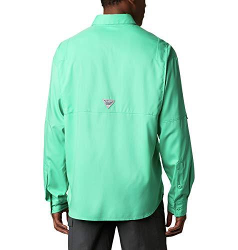 Columbia Mens PFG Tamiami Ii Long Sleeve Shirt UPF