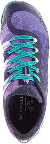 Merrell Frauen Handschuh 4 Trail Runner Sehr Traube / Astralaura