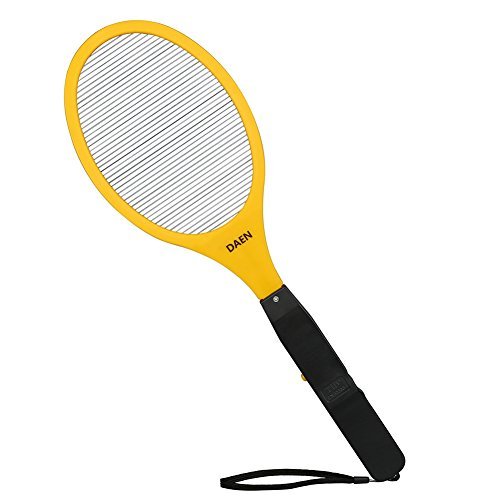 DAEN Electric Bug Zapper - Fly Swatter and Mosquito Racket Best for Indoor and Outdoor Pest Control