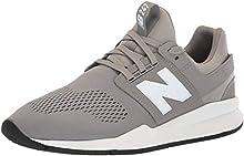 New Balance Men's 247 V2 Sneaker, Marblehead/White, 9.5 D US