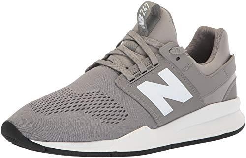 New Balance Men's 247v2 Sneaker, Marblehead/White, 14 D US