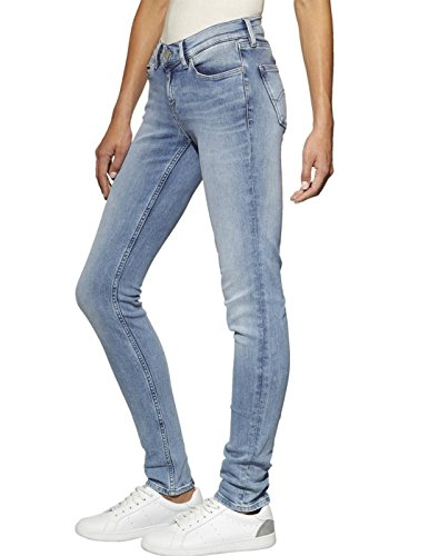Donna Rise Jeans Frl Blue Tommy Skinny Nora Mid aBZgx5q