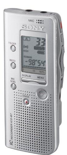 Sony Portable Dvr (Sony ICD-B7 Digital Voice Recorder)