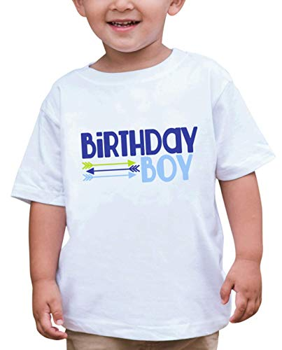 Custom Party Shop Baby Boy's Novelty Arrows First Birthday Outfit 2T Blue and Green -