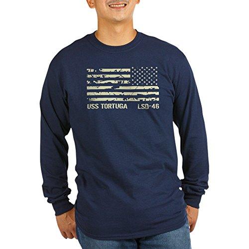 Uss Tortuga - CafePress USS Tortuga - Unisex Cotton Long Sleeve T-Shirt