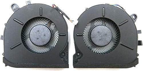 HK-Part Fan for Lenovo Legion Y720 Y720-15IKB Laptop CPU GPU Cooling Fan Dual Fan EG75120S1-C010-S9A