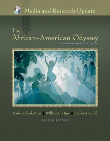 African-American Odyssey Media Research Update, Volume I, The (2nd Edition)