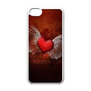 IPhone 5C Cases Love 55, [White]