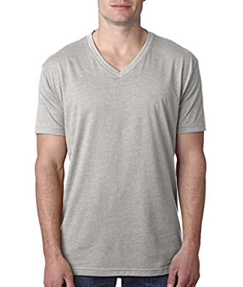 Next Level NL6240 Cvc V-Neck Tee - Silk - 2X