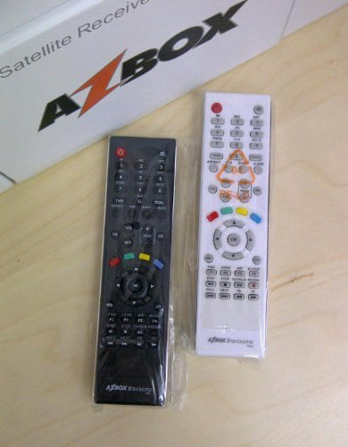 Remote Control Azbox Bravissimo