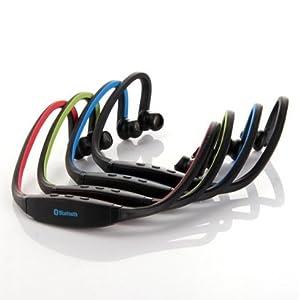 Stereo Headset Sports Bluetooth Speaker Headset Wireless Neckband Headphones InEar Earphone Hifi Music Player for iPhone and samsung