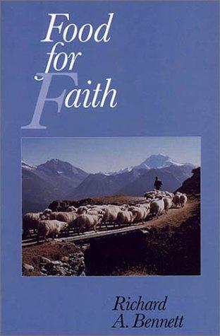 Food for Faith (Faith Food)