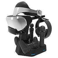 Colectivo mentes PSVR escaparate rápido AC PS4 VR carga y pantalla Stand - PlayStation 4