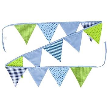 Goki 60767 - Kits para Fiestas (Cumpleaños, Azul, Verde ...