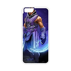 Dota2 ANTI MAGE iPhone 6 Plus 5.5 Inch Cell Phone Case White 82You383995