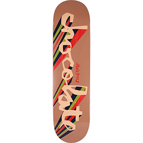 Chocolate Stevie Perez Original Chunk Wr37 Skateboard Deck -8.37 - Assembled AS Complete -