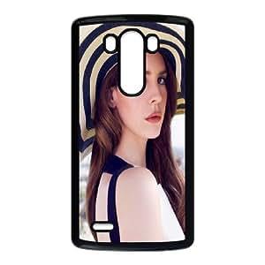 Personalized DIY Lana Del Rey Custom Cover Case For LG G3 O6Z391967