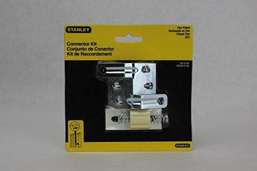 Stanley Hardware S402-140 CD40-2140 Bifold Connecting Kit in Plain Steel