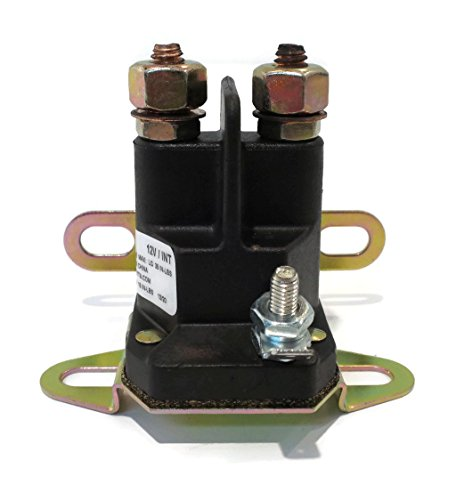 The ROP Shop New Relay Solenoid fits Cub Cadet RZT17 RZT22 RZT42 RZT50 RZT54 SLT1550 SLT1554