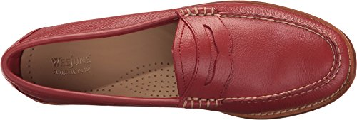 Loafer G Red Women's 909 Penny H Bass Whitney qUXwpBU