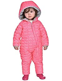 Infant Baby Boys Hooded Snowsuit