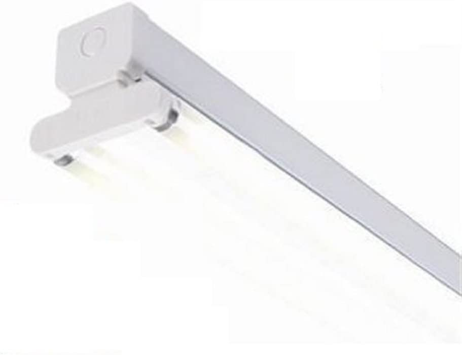 V-tac Twin Batten Fitting With 2 4000k LED Tubes Included 120cm