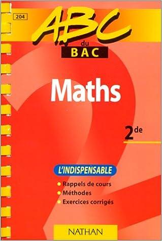 Telechargements Livres Pdf Gratuits Abc Du Bac Mathematiques
