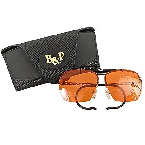 BASCHIERI PELLAGRI B occhiali amp;P lenti amp; con da TIRO INTERCAMBIABILI r5FAwr