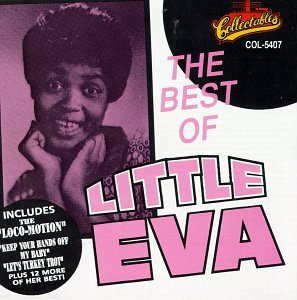 LITTLE EVA - The Best Rock