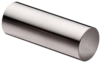Black Oxide Vermont Gage Steel Go Plug Gage 0.159 Gage Diameter Tolerance Class ZZ