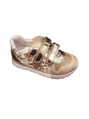 Naturino - Zapatillas de Material Sintético para niño * dorado