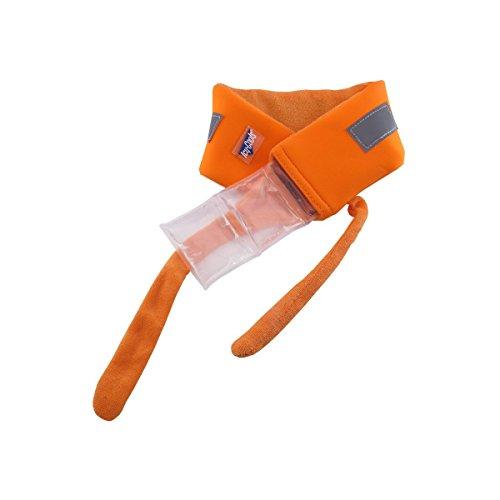 - Icy Cools Ice Bandana - Safety Orange