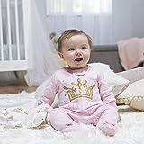 Gerber Baby Girls' 2-Pack Sleep 'N Play, Princess