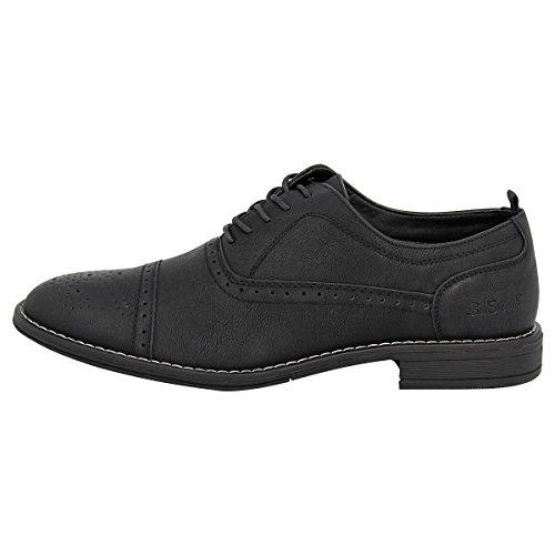 BEN SHERMAN OXFORD TOE CAP Chaussures de Ville Homme Cuir