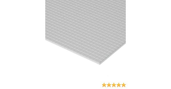"Evergreen EVG4501 Square Tile 1//16/"""