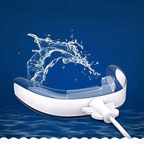 その後噴出する実験的超音波電動歯ブラシ、完全自動防水美容歯クリーナー、充電式、すぐに歯をきれいにすることができます