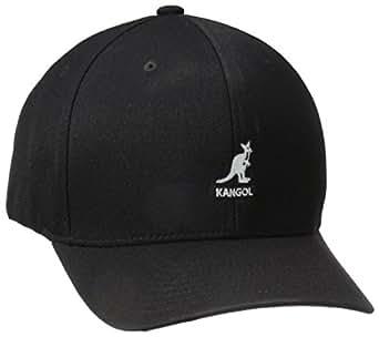 Kangol Men's Wool Flex-fit Baseball Cap at Amazon Men's ...