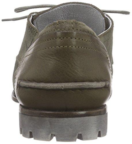 Goldmud Kolpino Summer Man - Zapatos de cordones derby Hombre Verde - Grün (vesuvio salvia/tampa trueffel)
