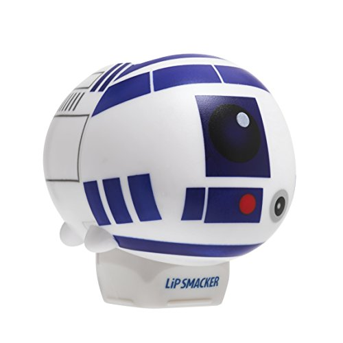 Price comparison product image Lip Smacker Disney Tsum Tsum Lip Balm, R2D2 Licious Blueberry, 0.26 Ounce (Pack of 2)