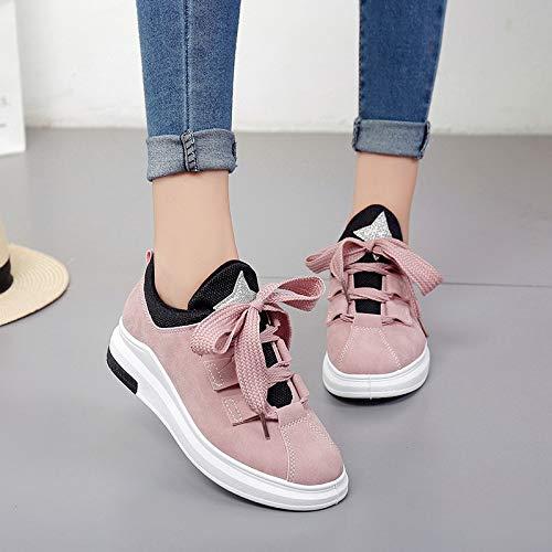 Schuhe Für Plattform Schuhe Frauen Wohnungen Lässig LIANGHUA Turnschuhe Lace Frauen Sport Schuhe Frauen Atmungsaktiv Herbst Damenschuhe up wACITq