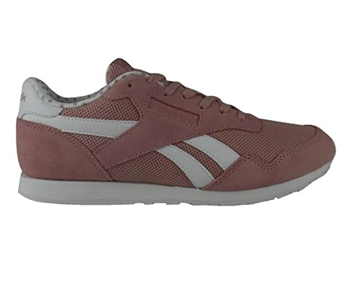 Reebok Dames Royal Ultra Sl Fashion Sneakers Ss-chalk Roze / Wit