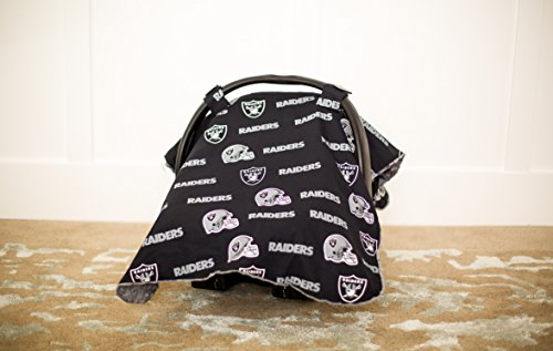 Oakland Raiders Baby Blanket Price Compare