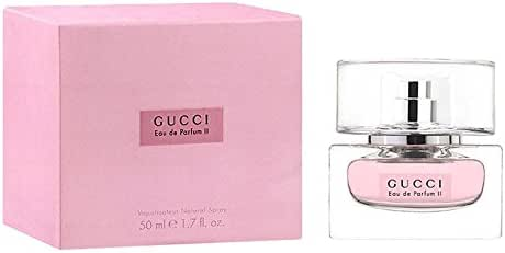 Gucci Ii By Gucci For Women. Eau De Parfum Spray 1.7 Ounces