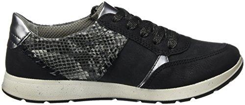 Jenny Damen Glendale Sneaker Schwarz (schwarz,nero/fucile)