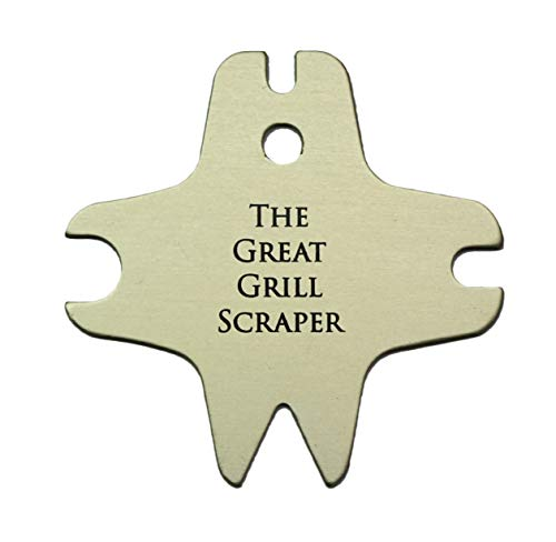 The ORIGINAL Great Grill Scraper