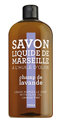 Compagnie de Provence Terra Refill Soap Lavender Field 33.8 fl oz