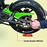 GrandPitstop Motorcycle Wheel Cleaning Stand
