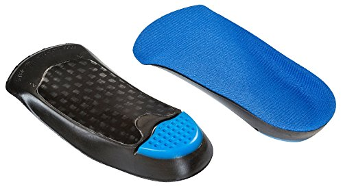 Tuli's Gaitors 3/4 Length Premium Arch Support – for Plantar Fasciitis, Fallen Arches, and Support – Large (Ladies 10-12, Men's 8-10)